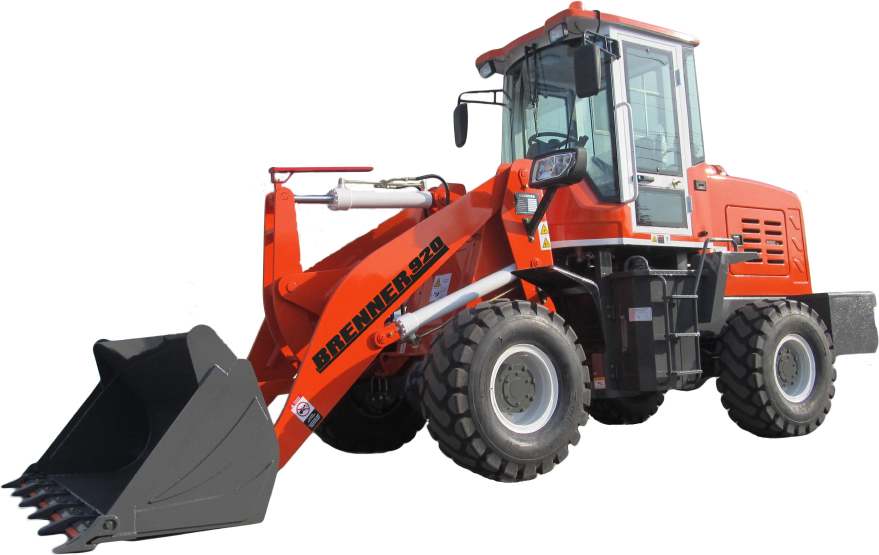 Brenner 920 Wheel Loader