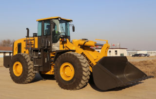 Brenner 965 Wheel Loader