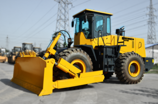 Brenner 1240 Wheel Dozer