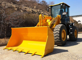 Brenner 936 Wheel Loader