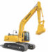 Brenner BE220LC Crawler Excavator