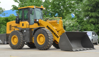 Brenner 940 Wheel Loader
