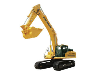 Brenner BE500LC-9 Crawler Excavator