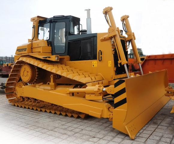 Brenner BSD7N LGP Crawler Bulldozer