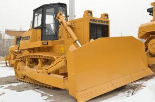 Brenner BTY230-3 Crawler Bulldozer