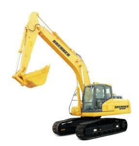 Brenner BE210 Crawler Excavator