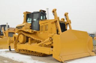 Brenner BSD7N Crawler Bulldozer