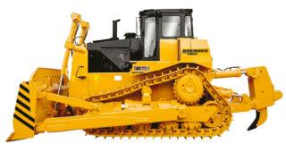 Brenner BSD9 Crawler Bulldozer