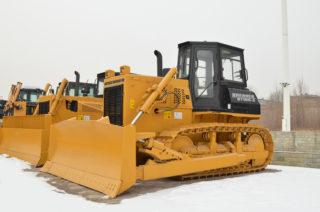 Brenner BT165-3 Crawler Bulldozer
