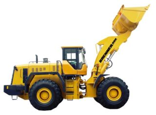 Brenner 980 Wheel Loader